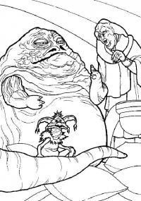 Большие монстры Раскраски для детей мальчиков