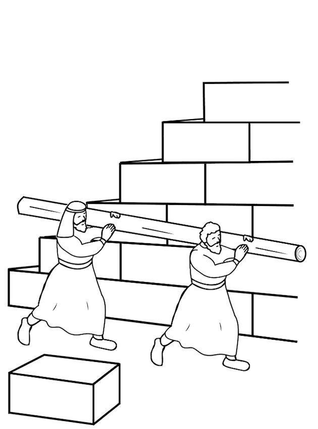 Строительство пирамид Раскраски для мальчиков бесплатно