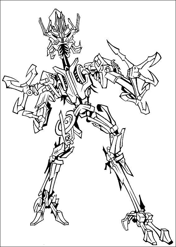 Миниконы трансформеры раскраска 95