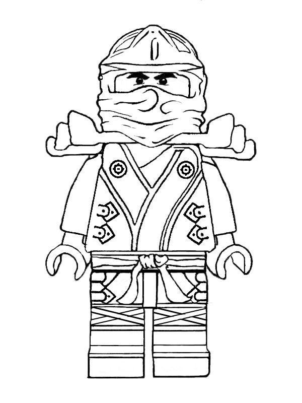 Ниндзя лего Раскраски для мальчиков