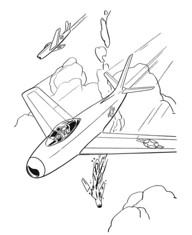 Самолеты на войне Раскраски для детей мальчиков