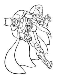 Бэтмен Раскраски для детей мальчиков