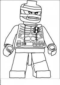 Лего бэтмен Раскраски для детей мальчиков
